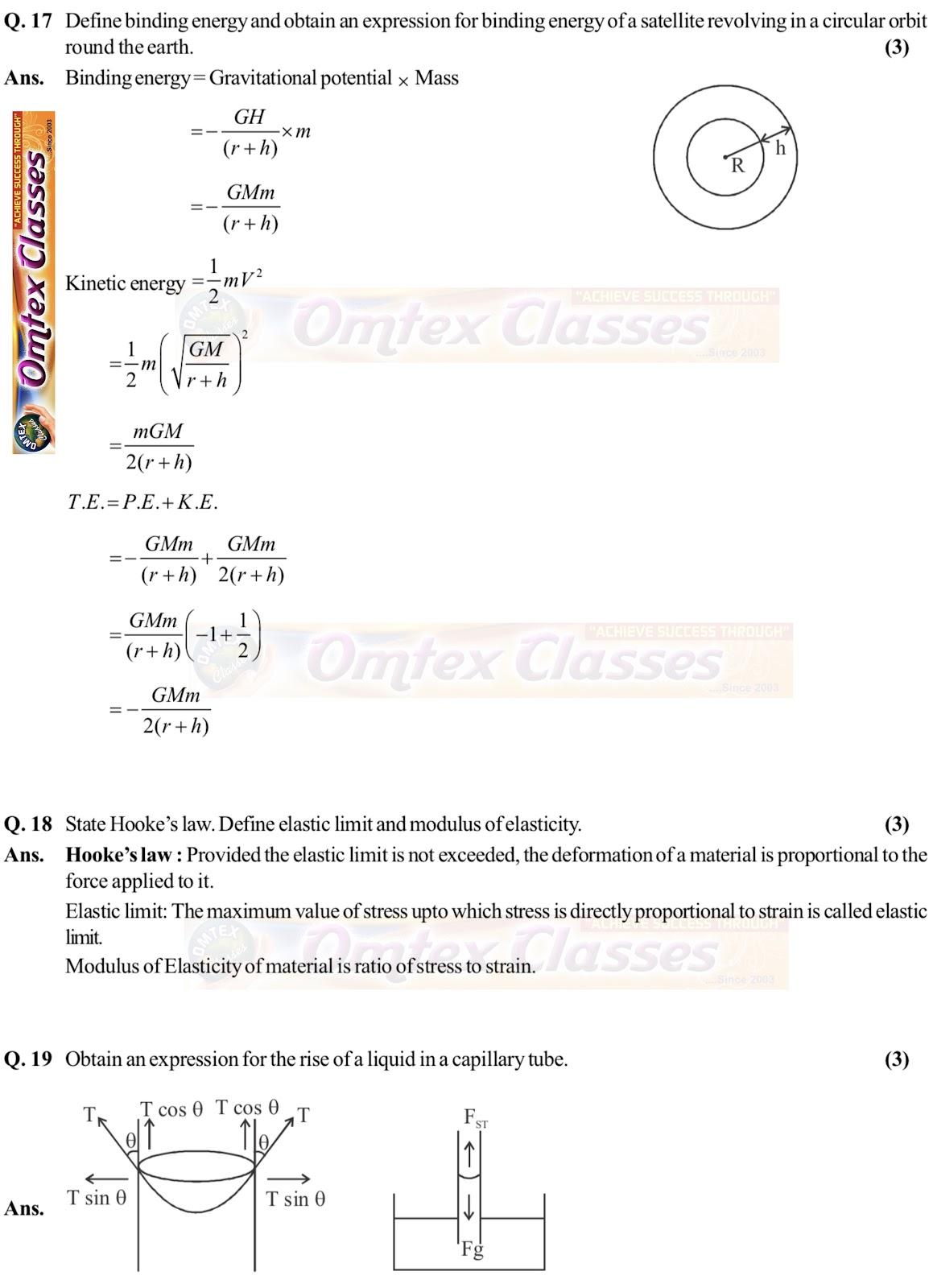 Hsc Notes Physics