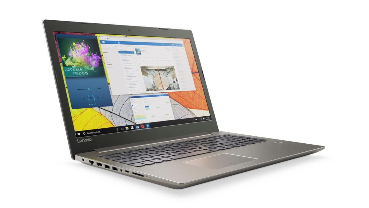 Фото1  Ноутбук Lenovo IdeaPad 520-15 Iron Grey (81BF00JDRA)