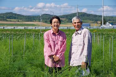 川田孝さん弘子さんご夫妻