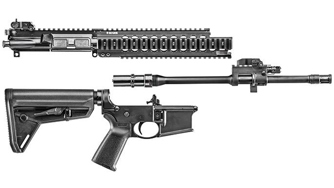 Gun Review: Ruger's SR-556 Takedown in 5.56/300 BLK – Tactical Life Gun  Magazine: Gun News and Gun Reviews