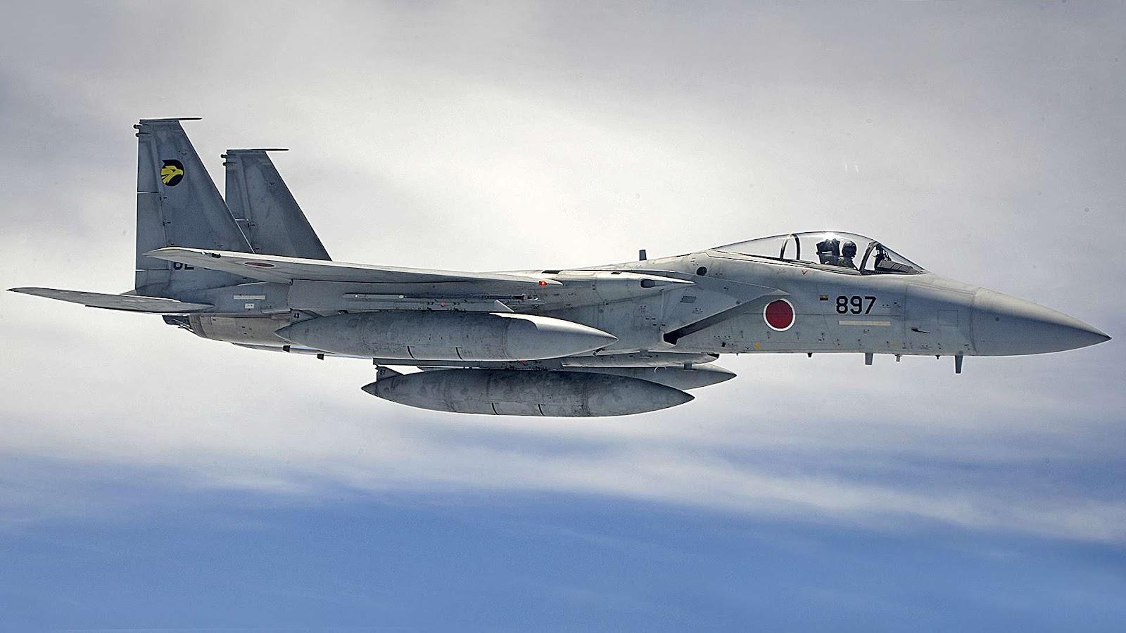 F-15Jは有効なミサイル母機にな...