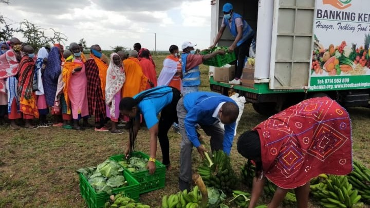 Opinion: Tackling SDG2 and SDG12.3 — how food banks help address the paradox of hunger and food waste