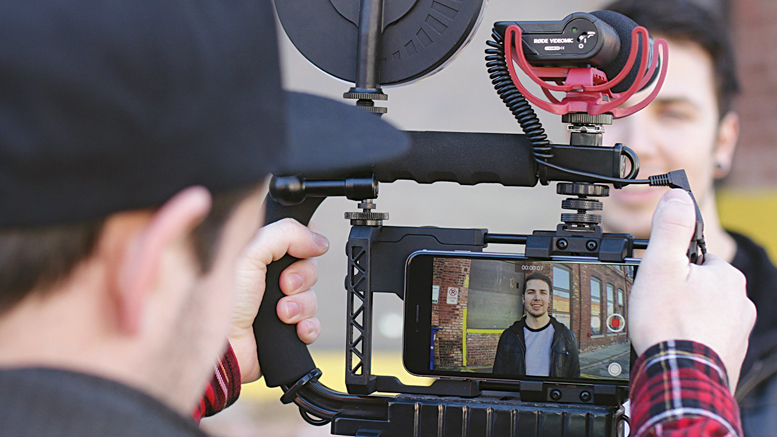 filmmaking with your cell phone