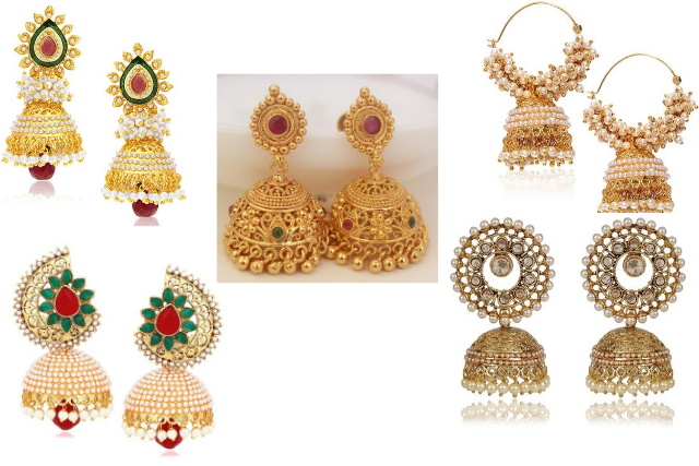 Jhumkas and Chaandballis wardrobe essential