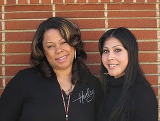 Caheri & Tammy Cloud, Intervention Specialist with Caught in the Crossfire