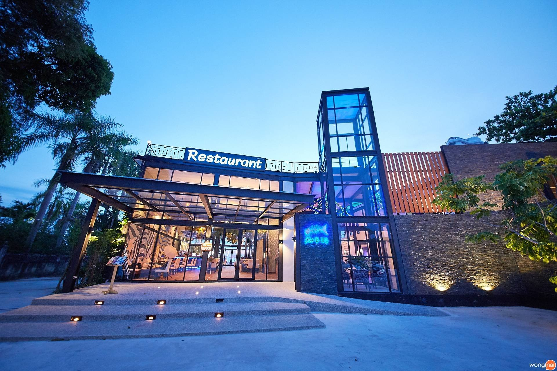 4. SEABLUE Restaurant Pattaya