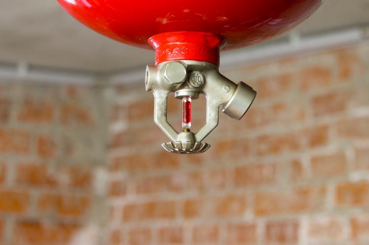 Hasil gambar untuk fire sprinkler