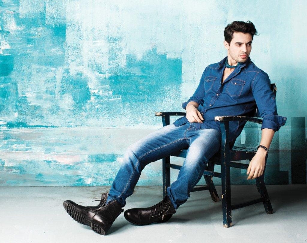 джинсовая одежда для мужчин