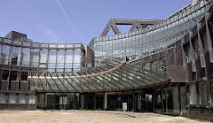 Landtagsgebäude in Düsseldorf.