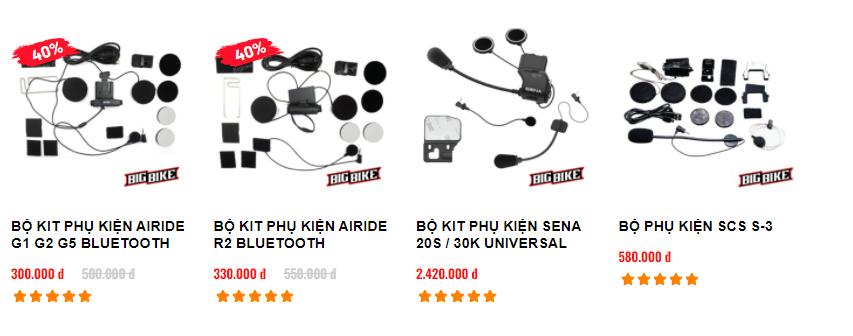 Giá 1 số loại tai nghe hiện nay