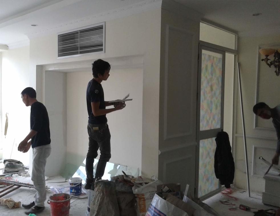 Dịch vụ sửa nhà quận 1 trọn gói tại Xây Dựng Trường Tuyền