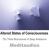 Altered States of Consciousness (7hz Theta Brainwaves & Deep Ambience)