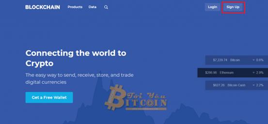 Ví Blockchain