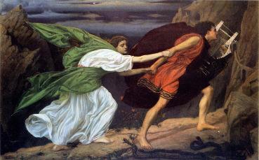 Edward_Poynter_-_Orpheus_and_Eurydice