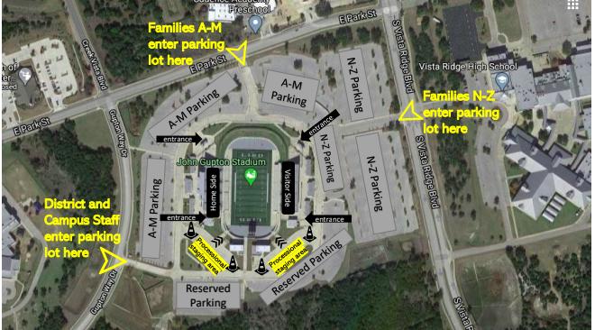 Gupton Stadium arial map.