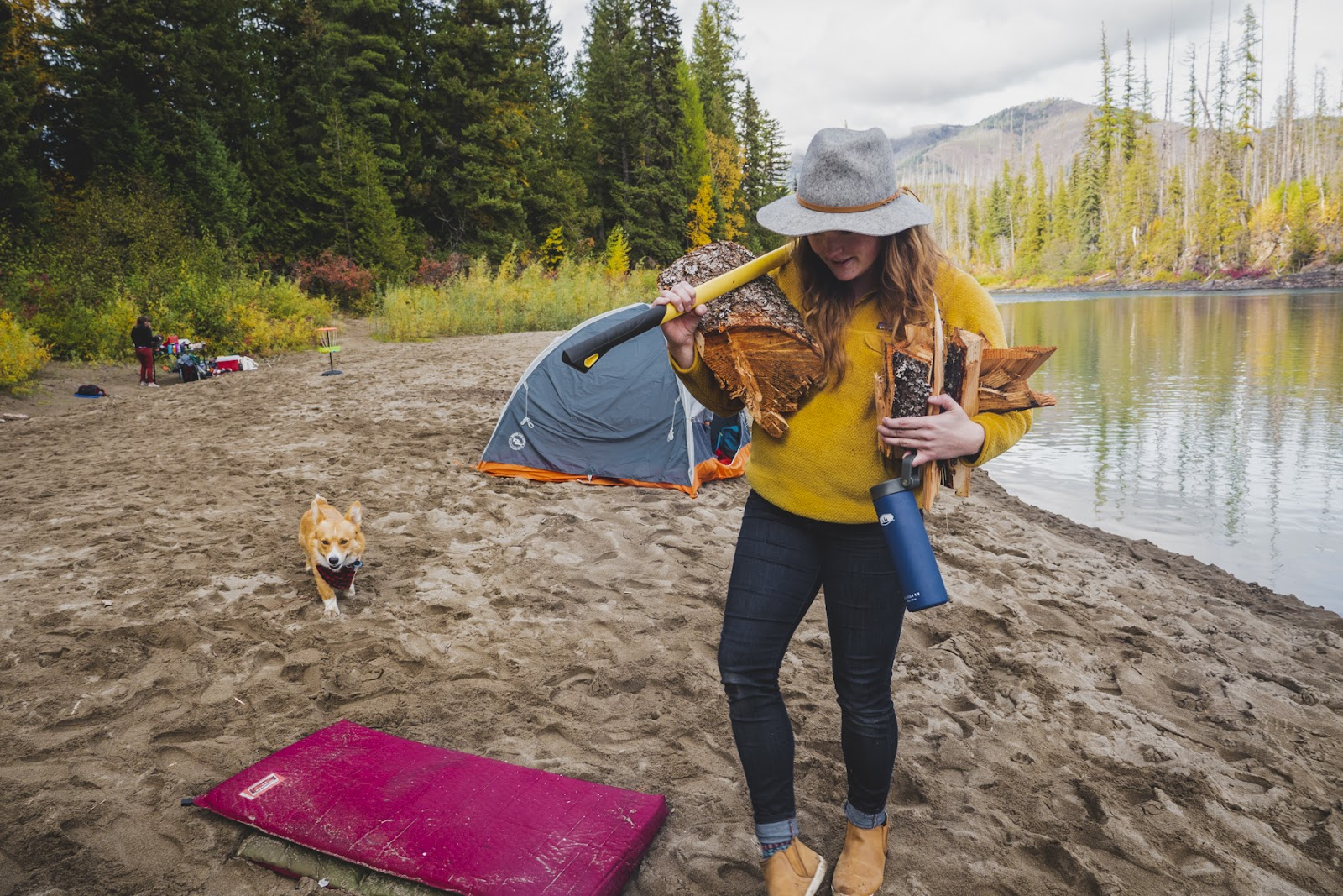 GSI Outdoors Camp cookware and Insulated Water bottles