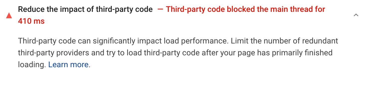 giảm mã bên thứ ba