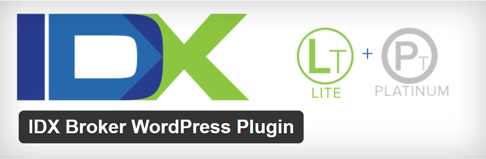 IDX Broker PT wp plugin