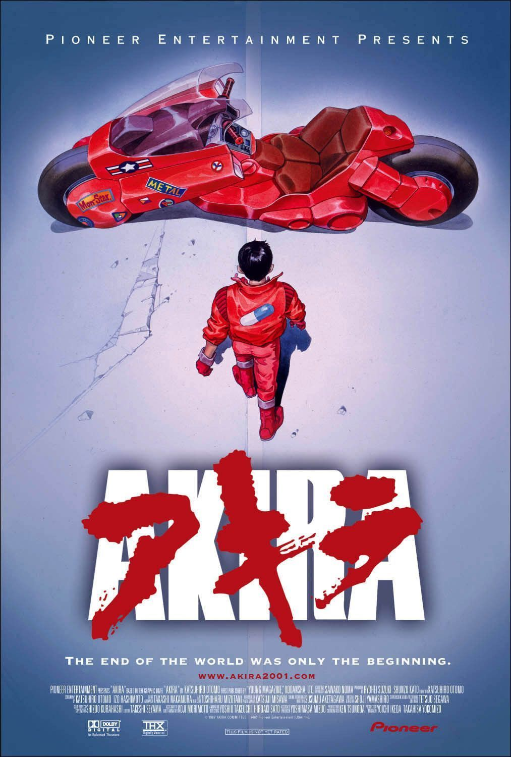 Top 10 Cyberpunk Anime Masterpieces That you Need to Watch - Akira