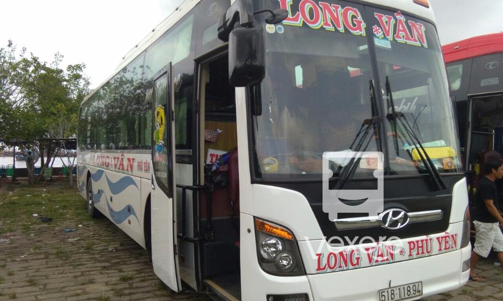 Xe Long Vân từ Sài Gòn đi Phú Yên