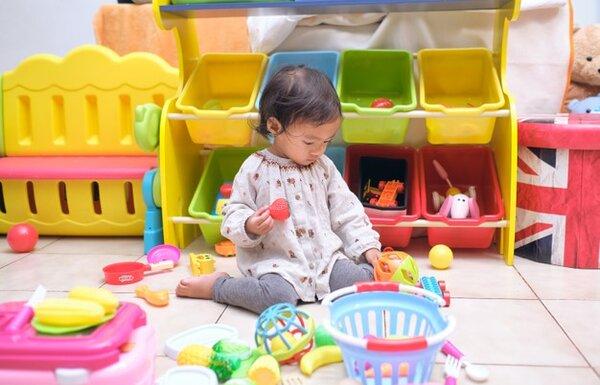 Montessori dạy trẻ học cách tập trung