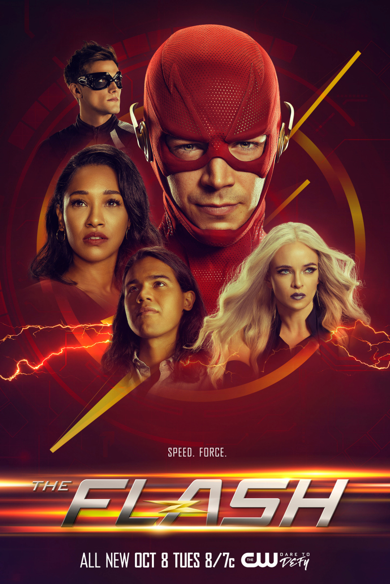 Image result for the flash season 6 poster