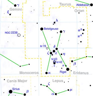 Chòm sao Thợ Săn - Orion - 0zwDgSbjYn5e5Mzk7QnM 5 / Thiên văn học Đà Nẵng