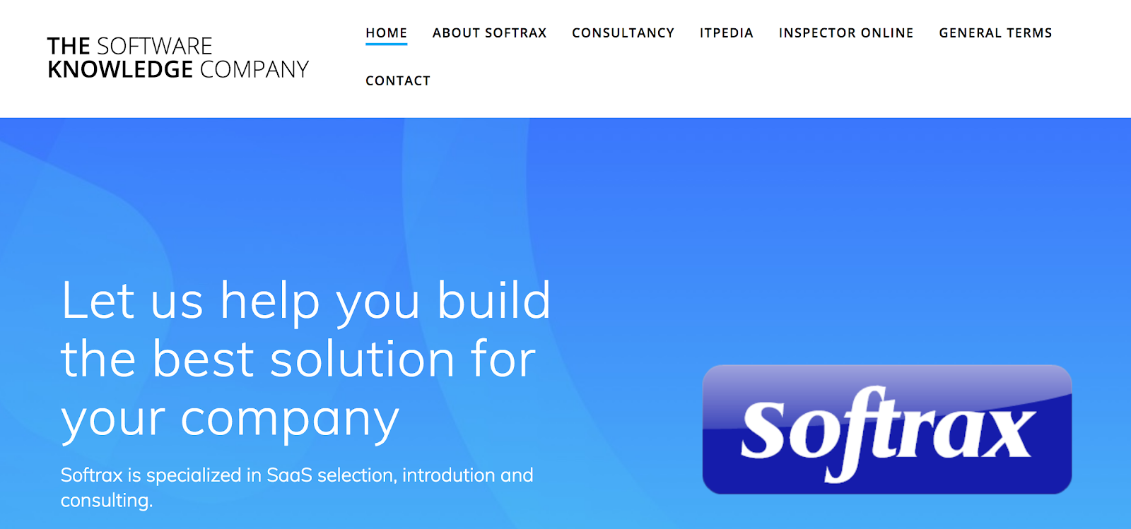 the Software Knowledge Company