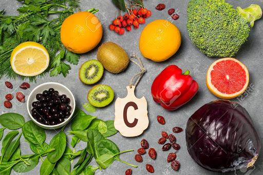 Thực phẩm chứa nhiều vitamin C giúp bổ sung collagen