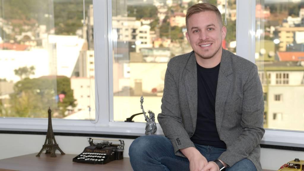 Wagner Muller, CEO da Compufour Zucchetti (Divulgação)
