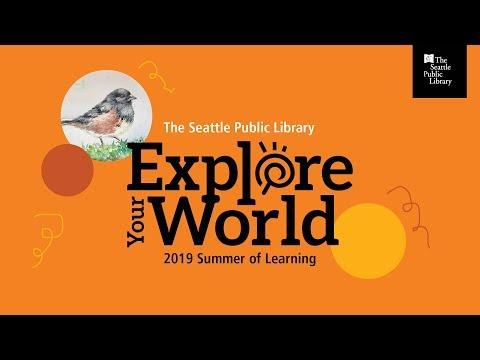 Image result for seattle public library summer reading