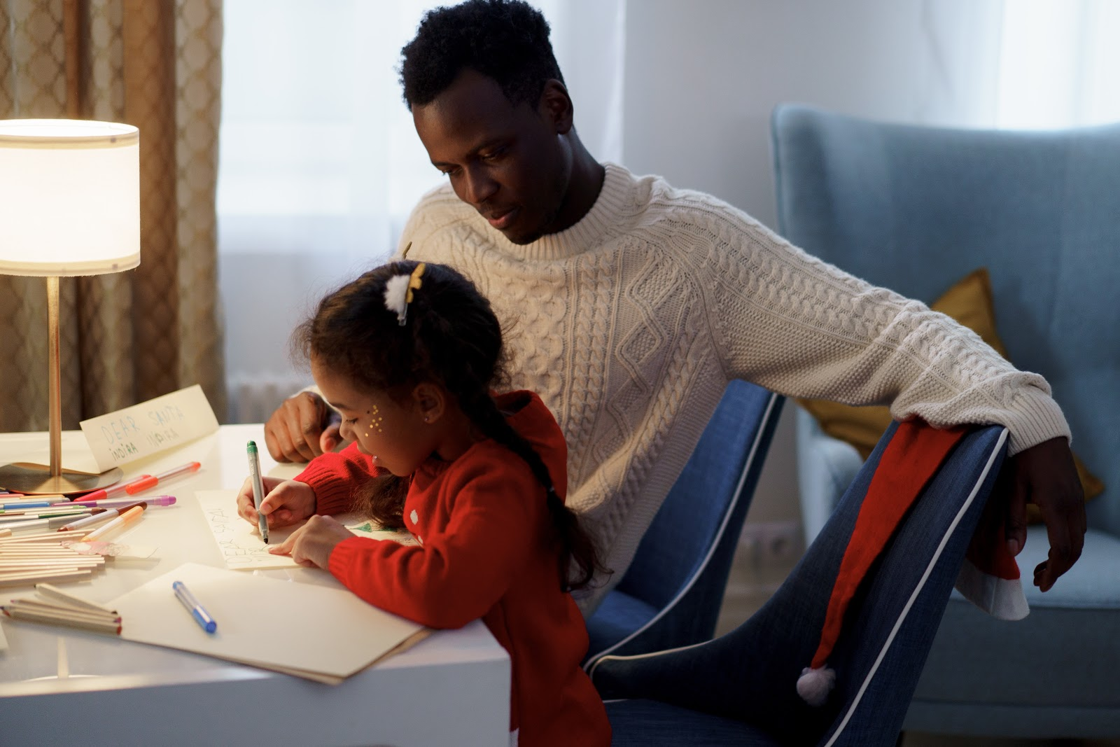 Helping your kids learning from home.