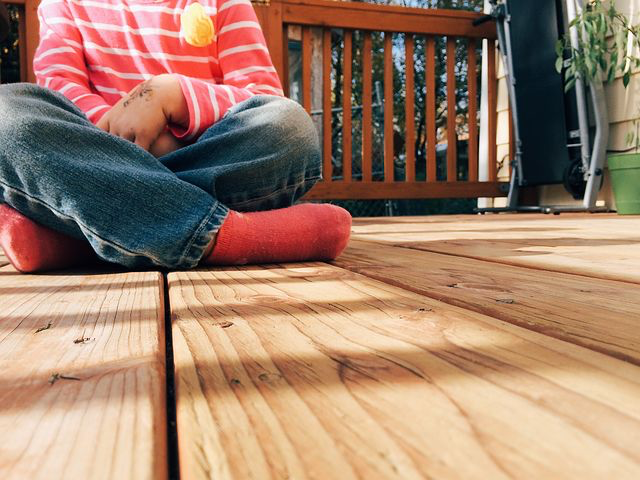 Wood vs  Composite Decking - Spahn & Rose Lumber Co