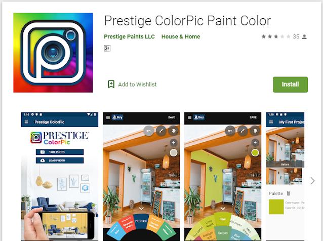 house paint app