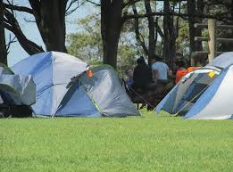 Image result for ptengland school camp in tent