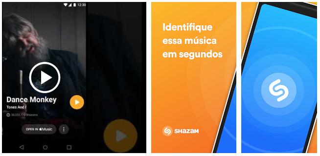 Descobrir Música que Está Tocando Shazam