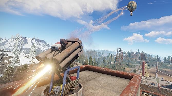 rust survival multiplayer pc game