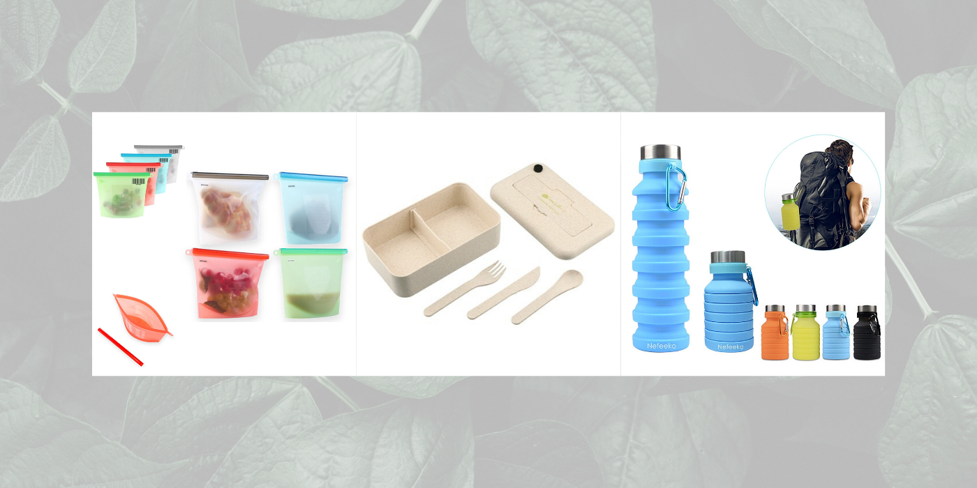 eco-friendly camping food and drink products