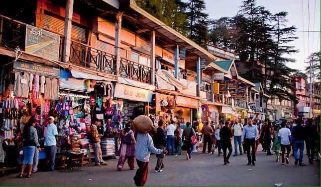 lakkar bazar shimla - Walking Wanderer