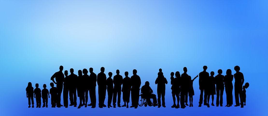 image groupe de personnes