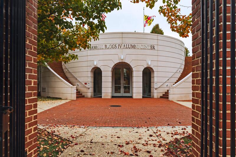 Samuel Riggs IV Alumni Center