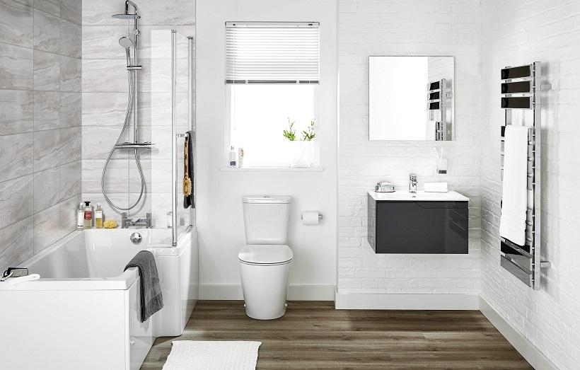 Phòng tắm kết hợp phòng vệ sinh