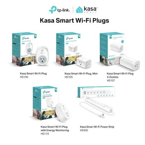 KASA SMART PLUG MINI OUTLET BY TP-LINK