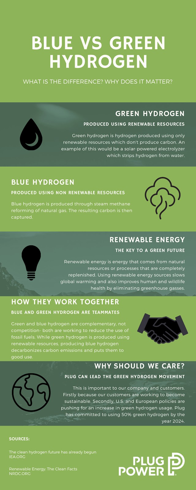 Blue vs. Green Hydrogen