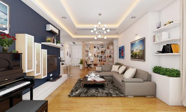 Thi công nội thất chung cư uy tín TPHCM