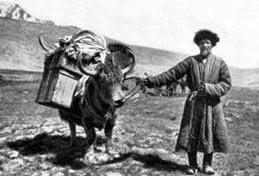 Ефремов в странах Центральной Азии
