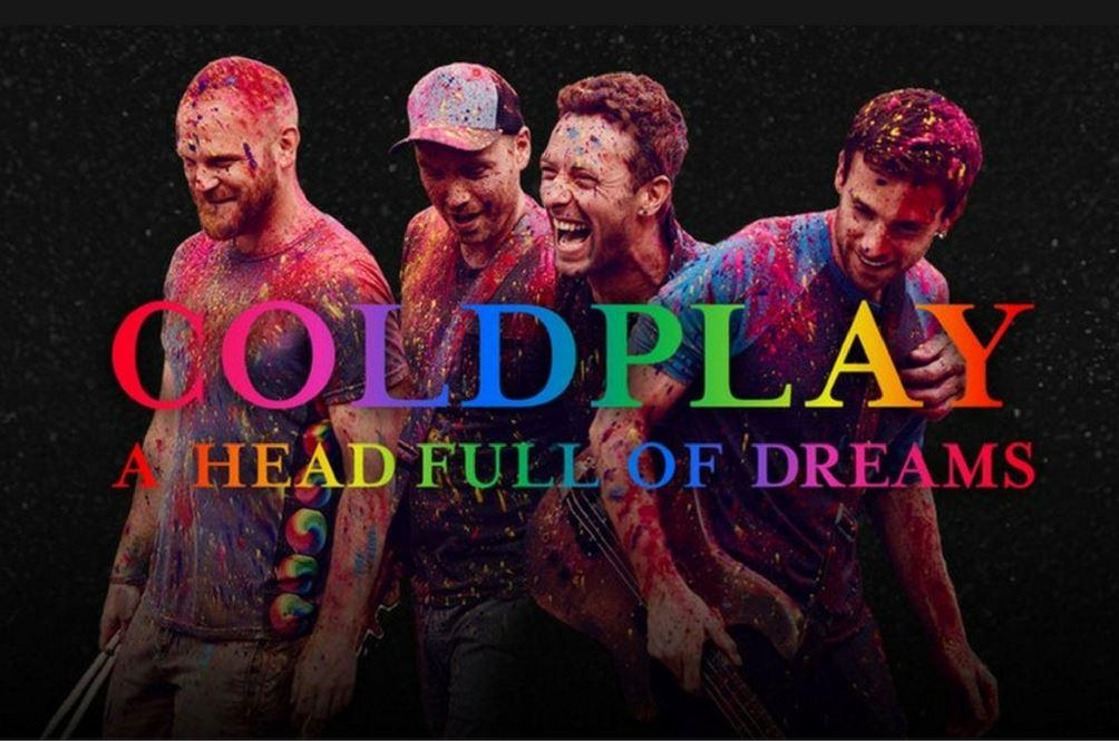 Image result for coldplay documentary