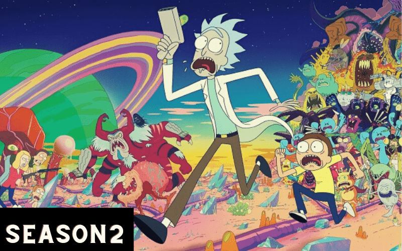 index of rick and morty season 2