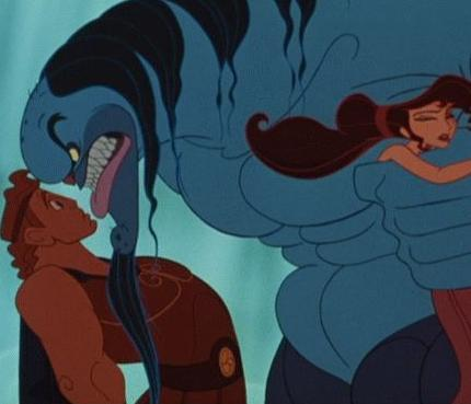 Hercules as an example of the Bad Guys Close in beat under story plot structure.