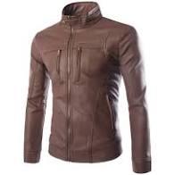 jaket kulit anak muda motor